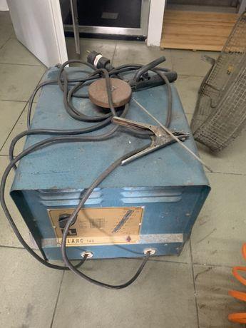 Máquina de soldar eléctrodos