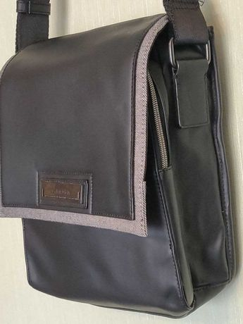 Мужская сумка-мессенджер  Calvin Klein ( из США)