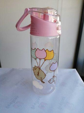 Garrafa infantil reutilizável