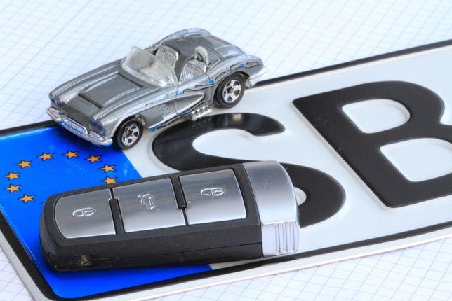 Rejestracja pojazdów samochodów - akcyza, tłumaczenia, ubezpieczenia