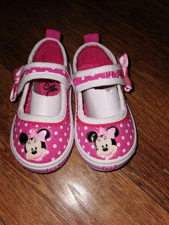 Kapcie Disney dziewczynka 21