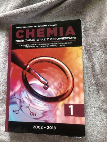 Chemia - zbiór zadań Witowski