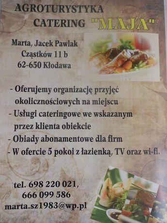 Agroturystyka-Catering Maja