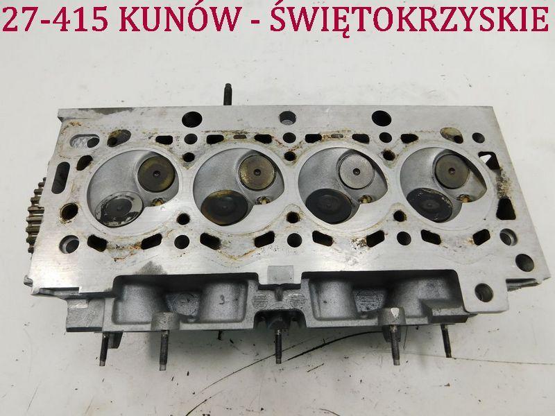 Głowica Z06 Peugeot 207 , 308 , 307 1.4 1.1 8V Citroen C2 C3 wałek 206 Kunów - image 1