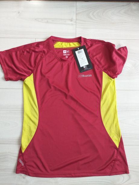 koszulka sportowa fitness himountain M damska NOWA