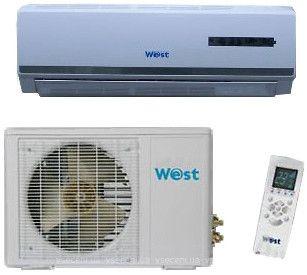 Кондиционер WEST-12 до 35 кв.м. Качественный и Тихий. Монтаж-700грн.