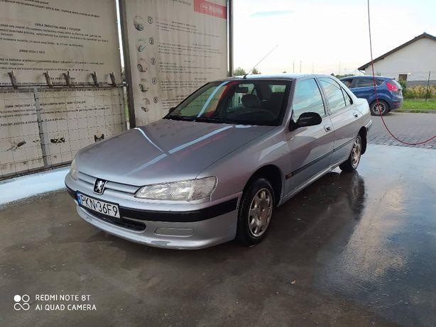 Peugeot 406 1.8 16V + gaz   Klima   Nowe opony   Po serwisie