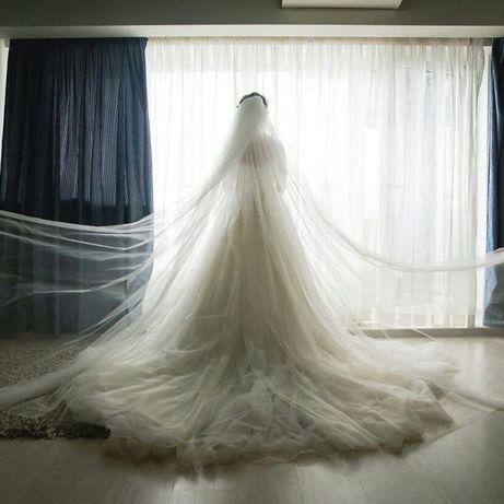 Продам свадебное платье торговой марки Pronovias