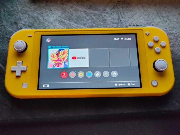 Nintendo Switch Lite Zółty 32 GB