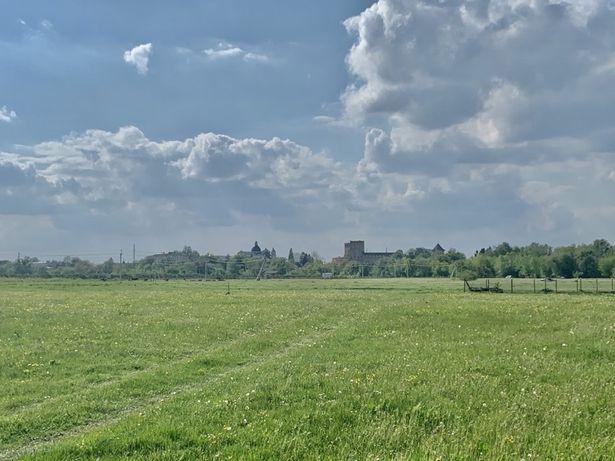 Продаж ділянки с. Рованці(вигляд на замок Любарта).