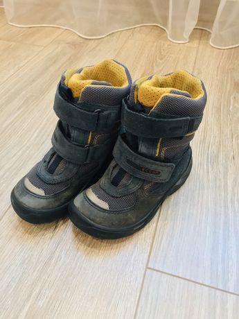Термочоботи ботинки Ecco