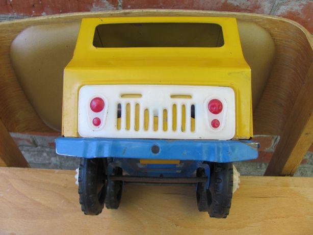 Машинка детская СССР игрушка