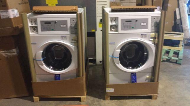Self-service Lavar e Secar Industriais da Tecnitramo Portugal
