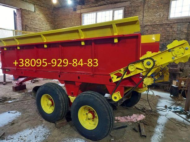 Прицеп тракторный РОУ-6