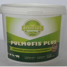 Pulmofis plus na kaszel-dodatek paszowy dla zwierząt-choroby płuc