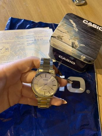 Zegarek Casio MTP1303D