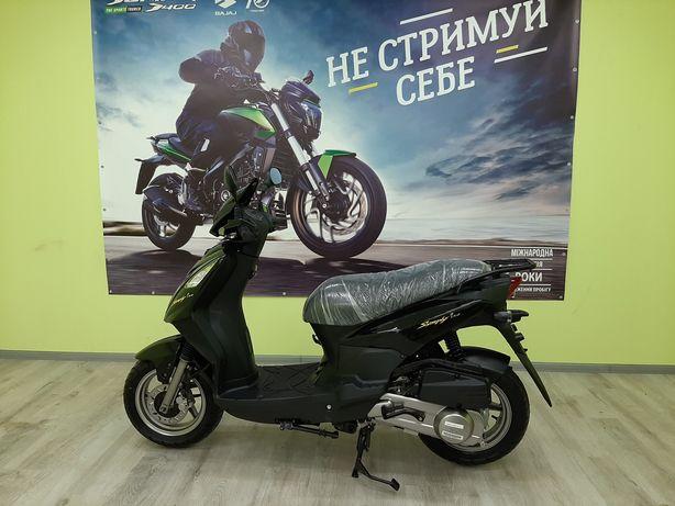 Новый скутер SYM HYUNDAI ORBIT2 150 модель-2021 года(Taiwan)