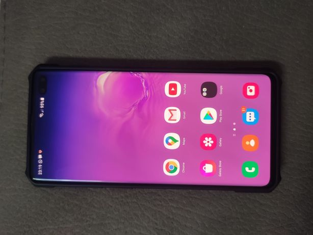 Samsung galaxy S10 plus preto