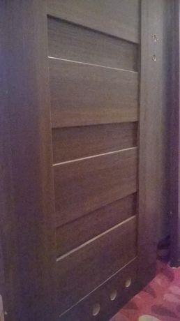 Drzwi wewnetrzne futryna