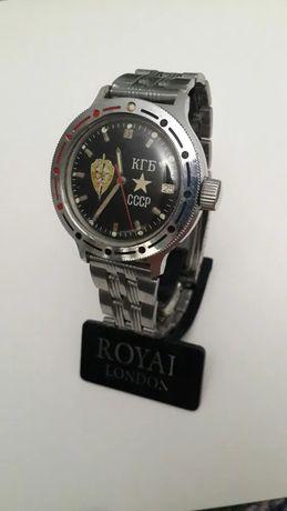 Наручные часы командирские КГБ