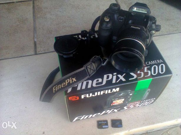 Juji Filme fine Pix S5500