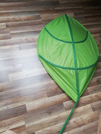 Baldachim LÖVA IKEA, zielony LIŚĆ