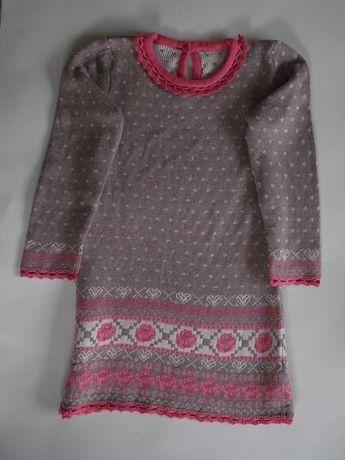 vestido lã 24 meses