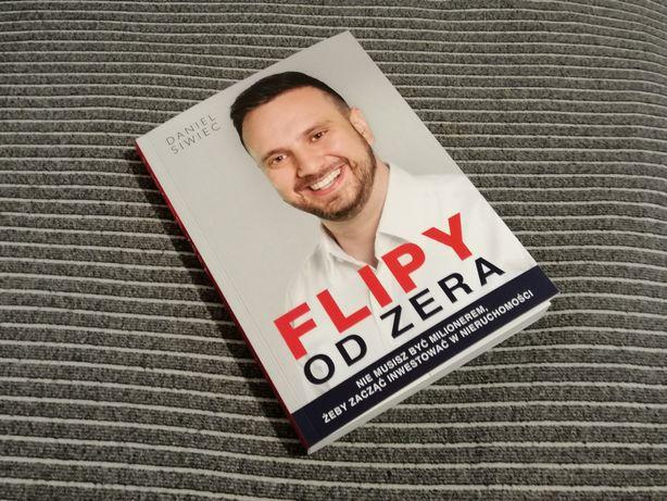Nowosc!!! Flipy od zera, Daniel Siwiec ksiazka z autografem, Zobacz!!!