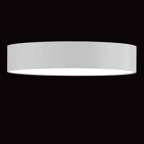 Lampa sufitowa styl Skandynawskim VIKTOR HONSEL LED abażur biały !