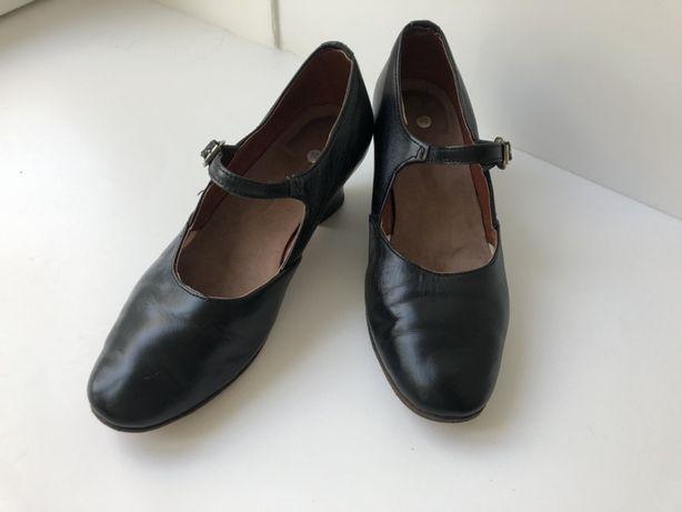 Туфли для народный танцев, женские