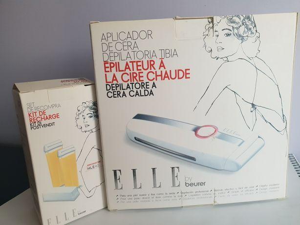 Эпилятор восковый BEURER HLE 40 от ELLE