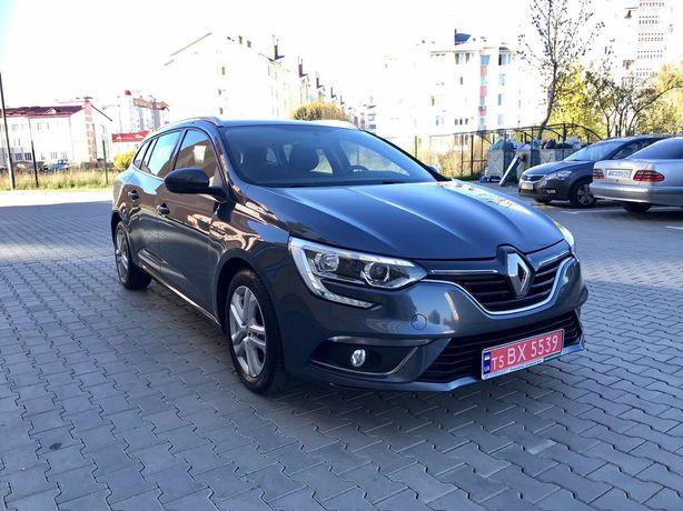 Renault Megan рено меган nekrashen