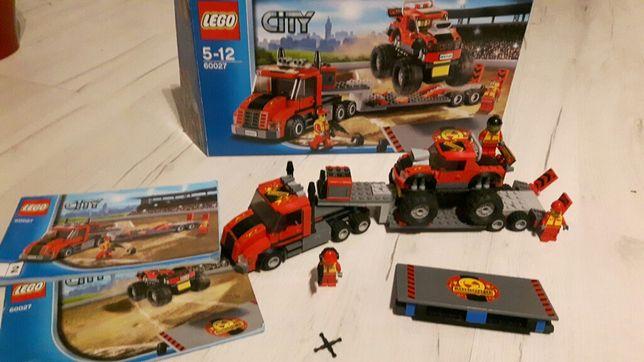 Lego laweta City 60027