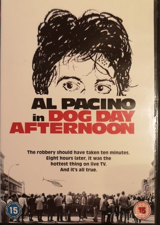 Dog Day Afternoon (Reino Unido) DVD