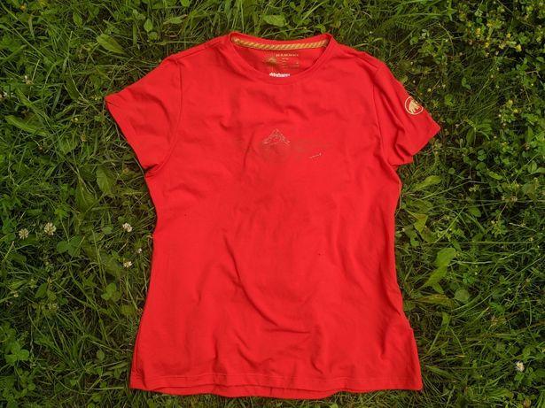 Крута футболка Mammut Drirelease with Freshcuard