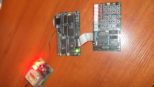Mikrokomomputer 8051 + inne