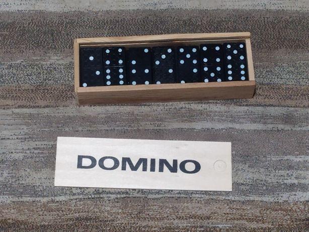 [Продается] Домино подарочное в деревянной коробочке