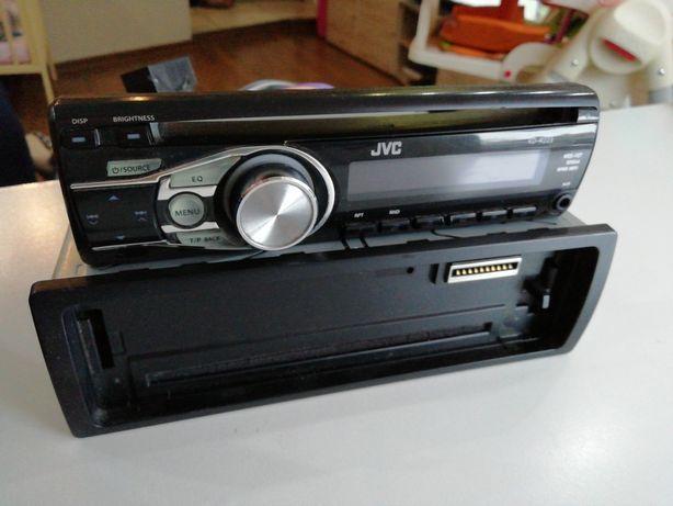 JVC MP3 aux