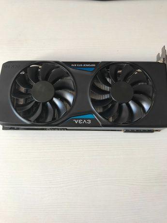 Karta Graficzna GPU Evga GTX 970 4GB