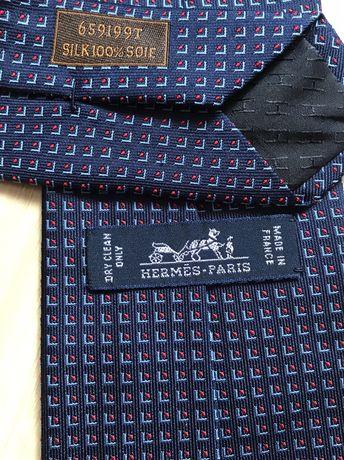 Мужские галстуки Hermes Valentino Cerruti 1881