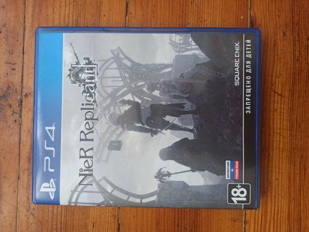Диск с игрой для PS4 Nier Replicant ver.1.22474487139