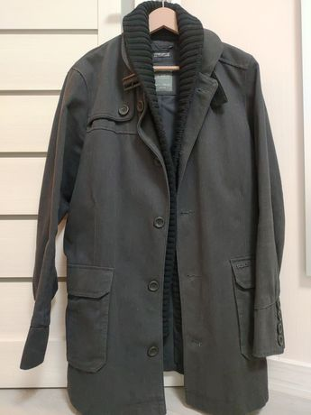 Пальто чоловіче Pull and bear розмір L