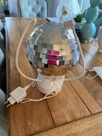 Ikea kula disco na prąd