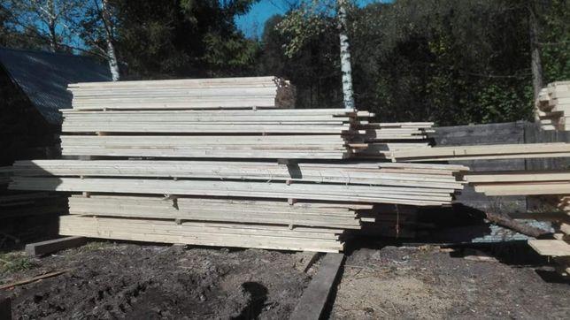 Deski szalunkowe,wiezba dachowa