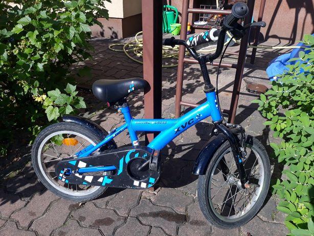 Rower dziecięcy dla chłopca