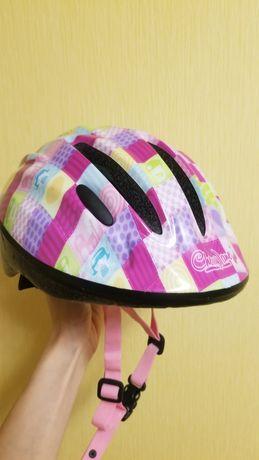 Шлем детский велошлем cherry lane для беговела велобега самоката