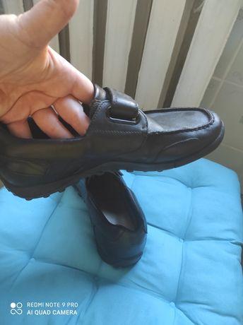 Туфли Geox натуральная кожа