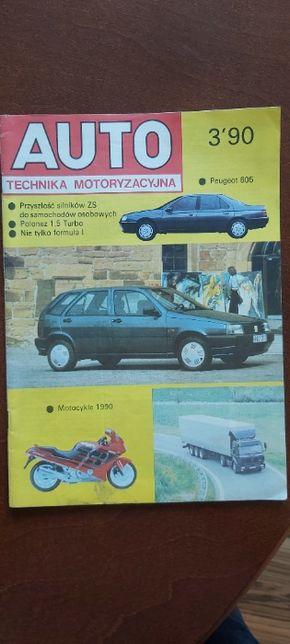AUTO technika motoryzacyjna