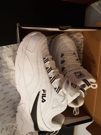Buty Fila sneakersy roz małe 37