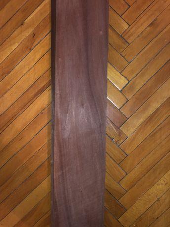 Шпон декоративний(червоне дерево Бразилія)
